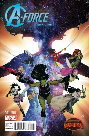 A-Force 1 review spoilers 3