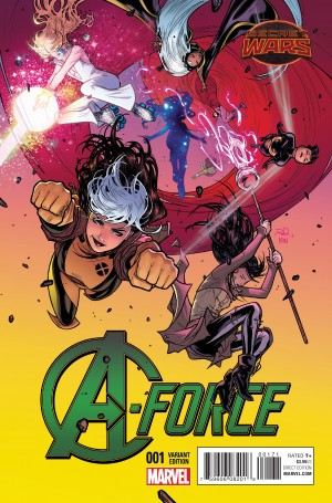 A-Force 1 review spoilers 7