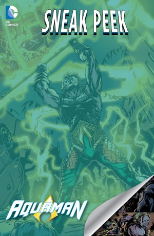 Aquaman #41 sneak peek spoilers 1