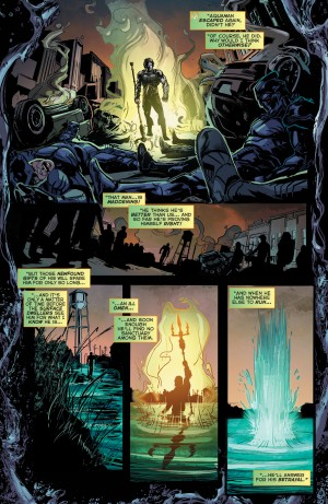Aquaman #41 sneak peek spoilers 5