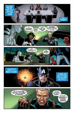 CAPTAIN AMERICA and the MIGHTY AVENGERS 8 review spoilers 2