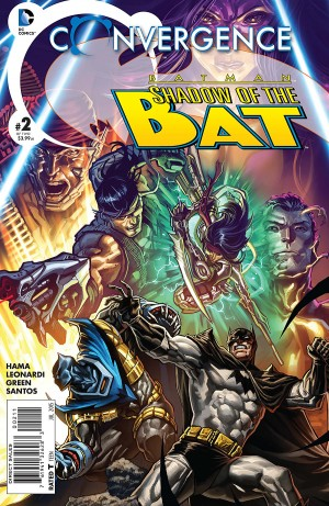 CONVERGENCE - BATMAN SHADOW of the BAT 2