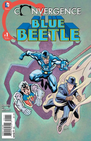 CONVERGENCE - BLUE BEETLE 1