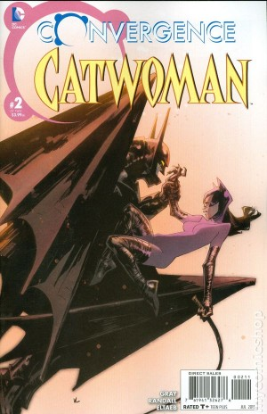 CONVERGENCE - CATWOMAN 2