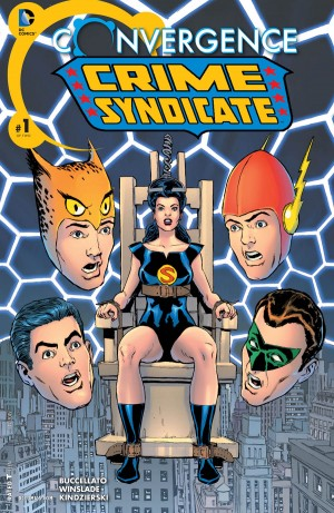 CONVERGENCE - CRIME SYNDICATE 1
