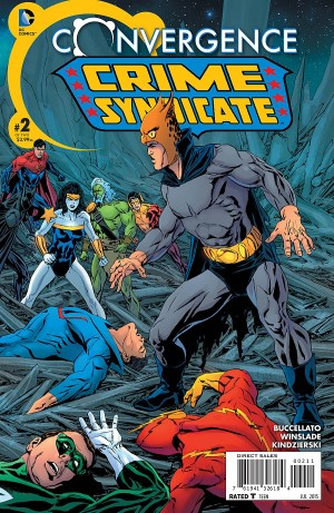 CONVERGENCE - CRIME SYNDICATE 2