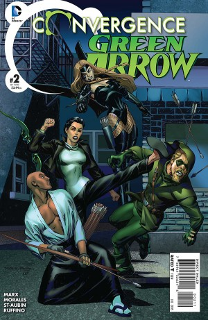 CONVERGENCE - GREEN ARROW 2