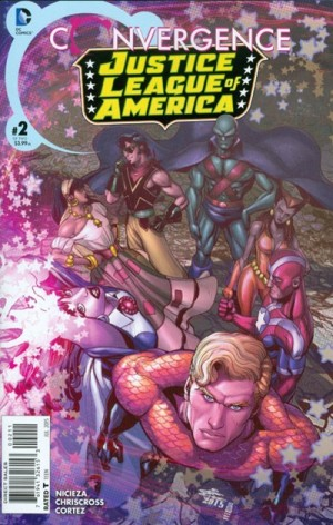 CONVERGENCE - JUSTICE LEAGUE of AMERICA 2