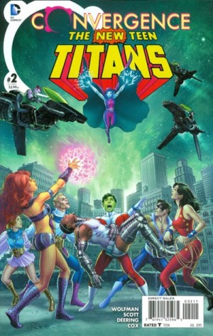 CONVERGENCE - NEW TEEN TITANS 2