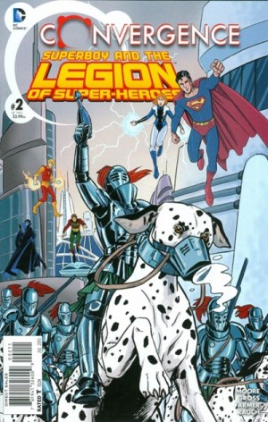 CONVERGENCE - SUPERBOY and the LEGION of SUPER-HEROES 2