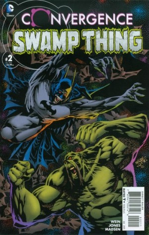 CONVERGENCE - SWAMP THING 2