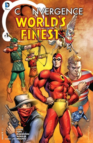 CONVERGENCE - WORLD'S FINEST 1