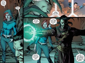 Convergence #6 Spoilers 2
