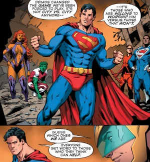 Convergence #6 spoilers 4