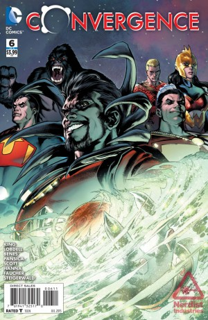Convergence #6 spoilers preview 1