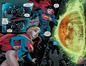 Convergence #6 spoilers preview 6