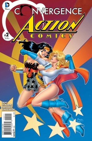 Convergence Action Comics 2