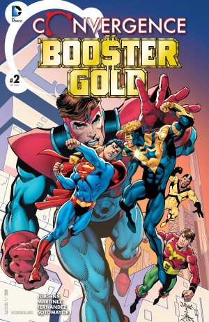 Convergence Booster Gold #2 spoilers 1