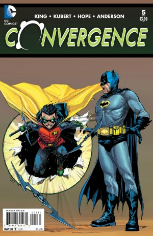 DC Comics Convergence #5 Spoilers Preview 3