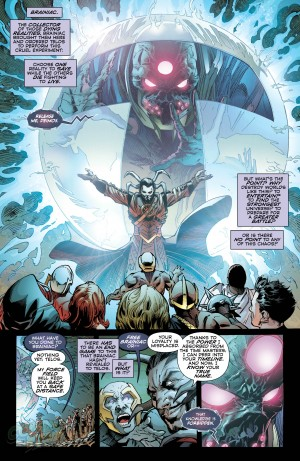 DC Comics Convergence #5 Spoilers Preview 6