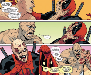 DEADPOOL'S SECRET SECRET WARS #1 review spoilers 3