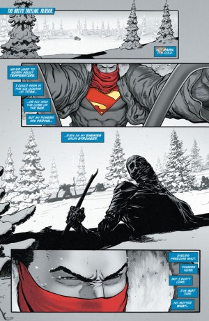 DIVERGENCE - ACTION COMICS review spoilers 2