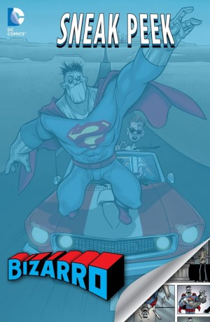 DIVERGENCE - BIZARRO review spoilers 1
