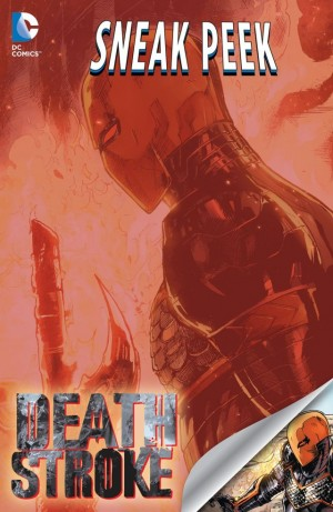DIVERGENCE - DEATHSTROKE review spoilers 1