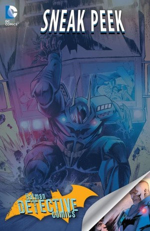 DIVERGENCE - DETECTIVE COMICS review spoilers 1