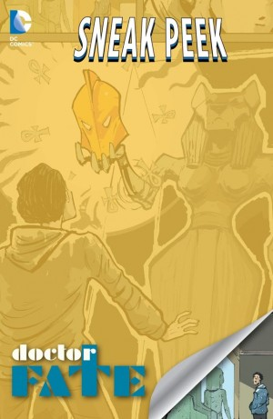 DIVERGENCE - DR. FATE review spoilers 1