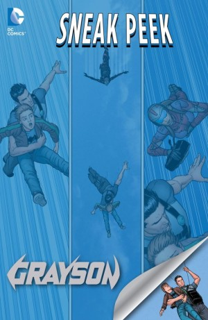 DIVERGENCE - GRAYSON review spoilers 1