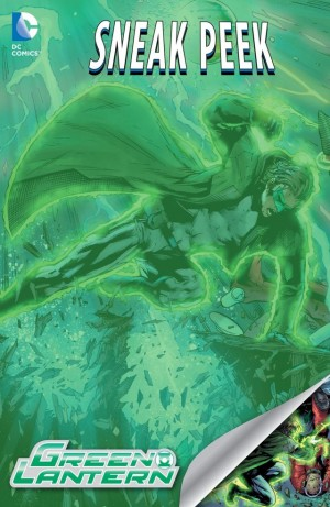 DIVERGENCE - GREEN LANTERN review spoilers 1