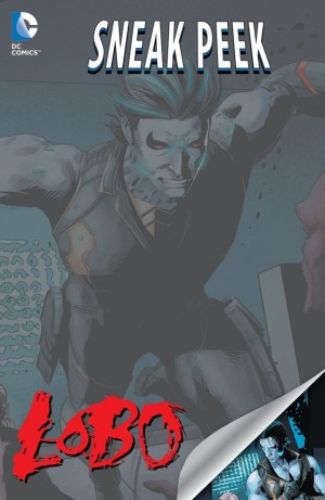 DIVERGENCE - LOBO review spoilers 1