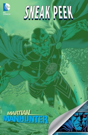 DIVERGENCE - MARTIAN MANHUNTER review spoilers 1