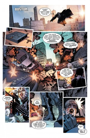 DIVERGENCE - MIDNIGHTER review spoilers 2