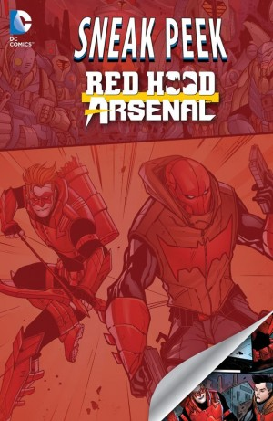 DIVERGENCE - RED HOOD ARSENAL review spoilers 1