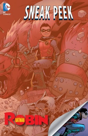 DIVERGENCE - ROBIN SON of BATMAN review spoilers 1