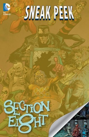 DIVERGENCE - SECTION EIGHT review spoilers 1