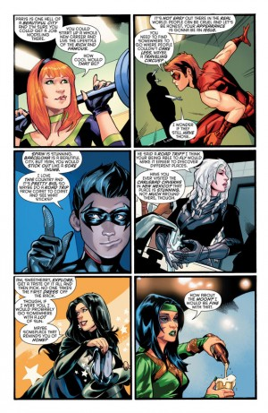 DIVERGENCE - STARFIRE review spoilers 2