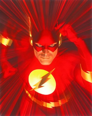 Flash by Alex Ross