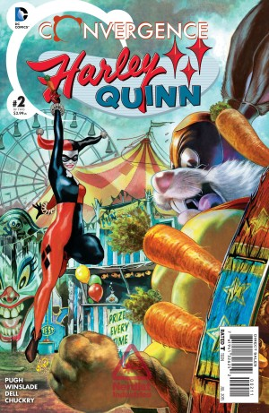 Harley-Quinn-Convergence-2-Cover