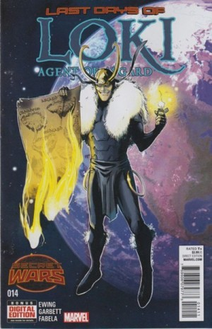 LOKI - AGENT of ASGARD #14 review spoilers 1