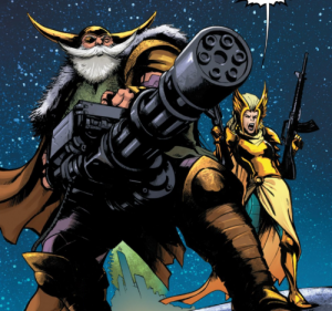 LOKI - AGENT of ASGARD #14 review spoilers 3
