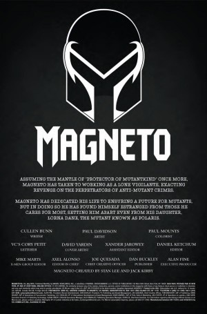 MAGNETO 18 review and spoilers 2