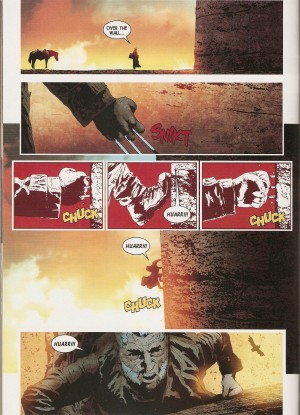 OLD MAN LOGAN #1 pg. 31