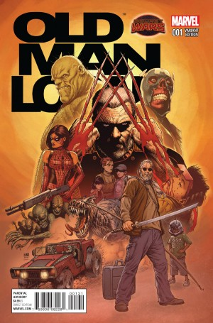 Old Man Logan 1 review spoilers 3
