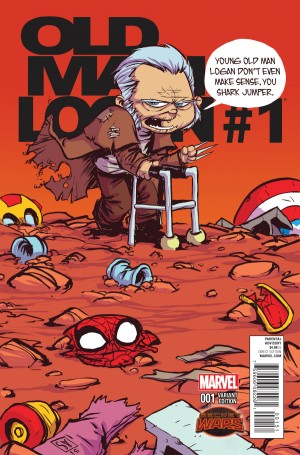 Old Man Logan 1 review spoilers 5