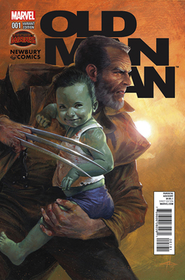 Old Man Logan 1 review spoilers 8