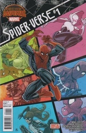 SPIDER-VERSE #1 review spoilers 1
