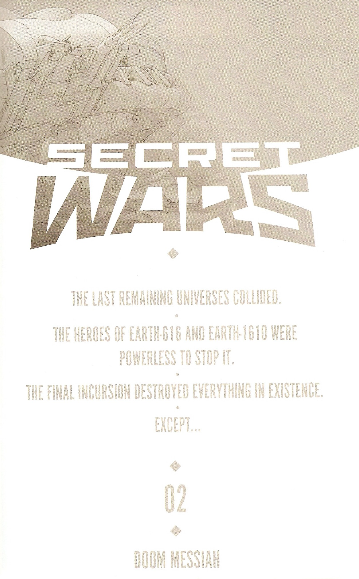 SW #2 title page